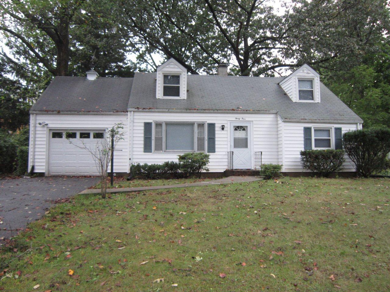 for rent in denville 3 bedroom cape cod new jersey