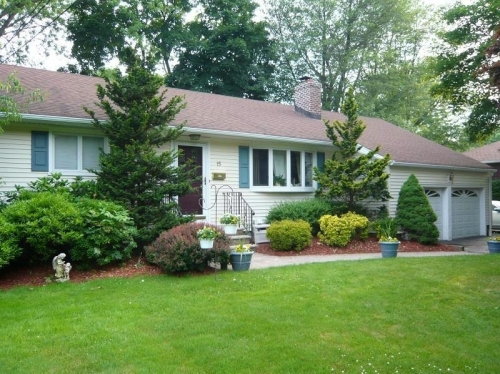 1, 15 SEDGEFIELD DR, PARSIPPANY front
